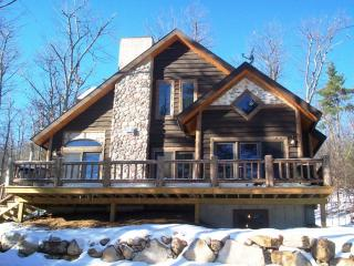 ELEGANT ADIRONDACK FAMILY SKI CHALET - Wilmington vacation rentals