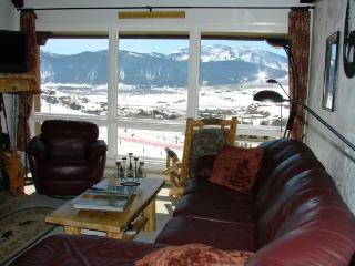 Spectacular views on the slopes of Crested Butte - Crested Butte vacation rentals