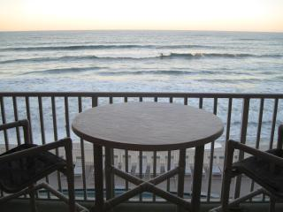 Penthouse Direct Ocean Front Condo! Million $ View - Satellite Beach vacation rentals
