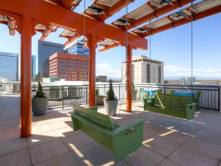 Stay Alfred Rooftop Deck Blocks to Coors Field SL2 - Denver vacation rentals