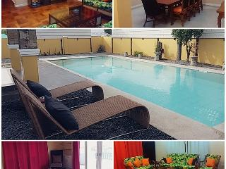 Sunset Pool Villa Daily Rental In Angeles Pampanga - Mabalacat vacation rentals