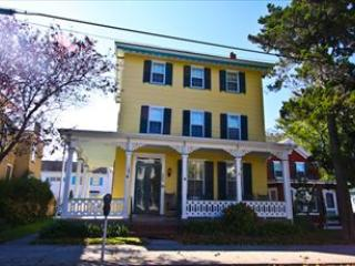 Large Victorian Two Blocks to Beach 3613 - Image 1 - Cape May - rentals