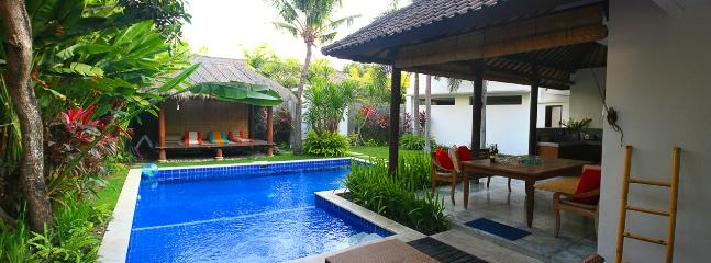 Pool and bale - Mason Villa Satu - your Oasis in Seminyak !! - Seminyak - rentals
