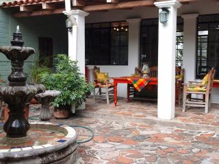 Deluxe 1 bedroom fully equipped internet,parking - Ajijic vacation rentals