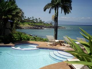 Luxury Beachfront Lanai - Maui vacation rentals