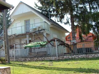 Németh Guesthouse upstairs apartment with terrace - Hogyesz vacation rentals