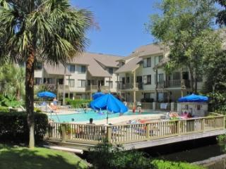 15% Off - Courtside 3 Bdrm,Walk to Beach & Pool - Hilton Head vacation rentals