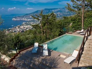 Villa Davide,infinity pool,seaview,jacuzzi,terrace - Merine Apulia vacation rentals