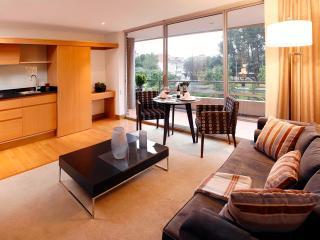 Sleek Studio Apartment in Santa Barbara - Bogota vacation rentals