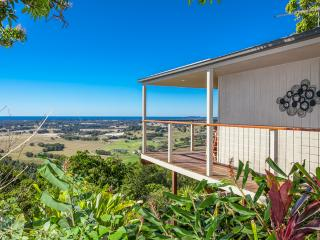 Stunning views at Byron's Secret, Byron Bay Hinterland - Nimbin vacation rentals