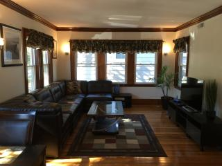 Luxury 4bd Apt-Prime Boston JP location - Greater Boston vacation rentals
