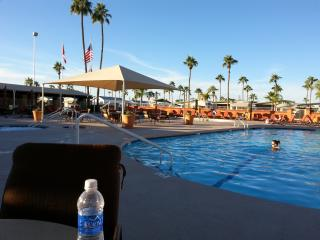 Phoenix Area Resort of Park Model for Pro and Super bowls - Mesa vacation rentals