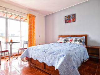 brand new bedroom in big housing in Miraflores, Li - Peru vacation rentals