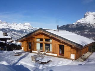 Chalet Plein Soleil Between Megeve & Saint Gervais - Saint Gervais les Bains vacation rentals