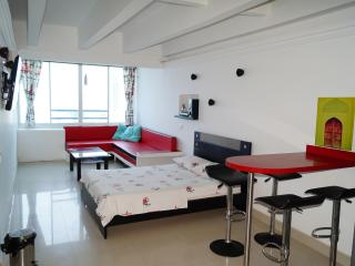 MODERN LOFT WITH AN INCREDIBLE VIEW OVER CARTAGENA - Cartagena District vacation rentals