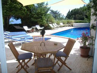 Villa Ettore,sea view,swimming pool and garden - Campania vacation rentals