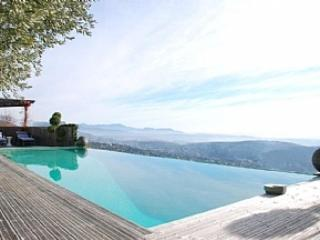 Luxury Villa, Panoramic View, Infinity Pool - Tourrettes-sur-Loup vacation rentals
