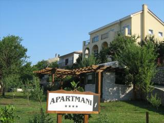 Apartments Laura - Economy Twin Room with Sea View - Senj vacation rentals