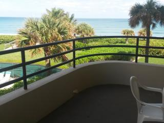 Beachfront Condo in Juno Beach - Ocean Views - Palm Beach Shores vacation rentals