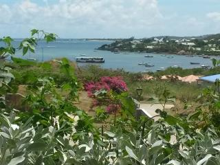 Beautiful cottage with st Barth's view - Saint Martin vacation rentals