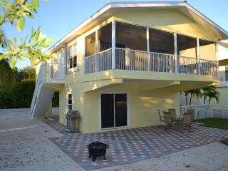 Bayside home with dock! - Florida Keys vacation rentals