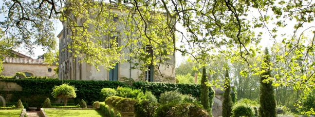 18th century French Chateau with private pool, 10p - Junas vacation rentals