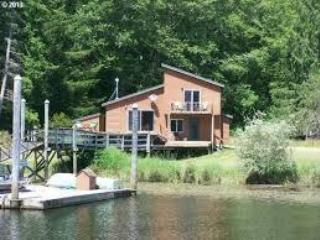 Paradise Cabin - Coos Bay vacation rentals