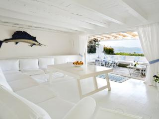 Amazing Four-bedroom Villa with double Sea-View - Sardinia vacation rentals