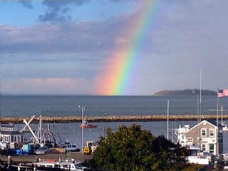 Plymouth Harbor View - South Shore Massachusetts - Buzzard's Bay vacation rentals
