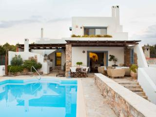 Beach House-Villa 'Blue Island' - Artemida vacation rentals