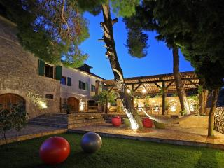 AUTHENTIC LUXURY VILLA WITH PRIVATE POOL & WINERY - Vis vacation rentals