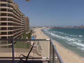 Ocean Front - 5th Floor - Right Over the Beach - Puerto Penasco vacation rentals