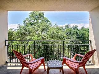 Lovely three bedroom two bath ocean view townhome - Amelia Island vacation rentals