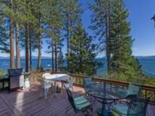 Northshore Townhome lakefront  priv beach,pool #69 - Tahoe City vacation rentals