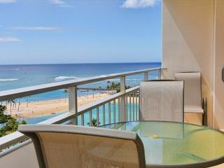Waikiki Ilikai 1236 Ocean Lagoon Fireworks Remodel - Honolulu vacation rentals