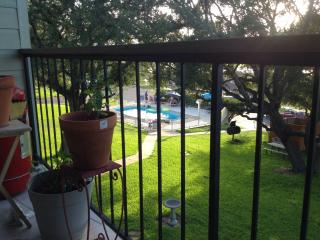 Condo near lake,marina, Lakeview,pool view balcony - Canyon Lake vacation rentals