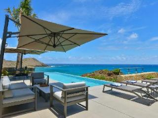 Brand New Waterfront Villa Roc E Mar with Pool, Stunning Bay & Sunrise Views - Toiny vacation rentals
