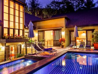 Elegant Villa with Private Pool Jacuzzi & Mini Gym - Koh Samui vacation rentals