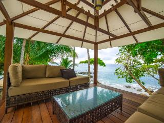 Beachfront Luxury Villa for up to 18 Guests! - Tambor vacation rentals