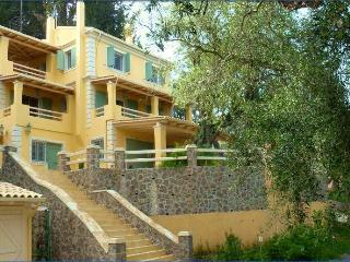 Stunning pool Villa -Ipsos Corfu-3 bedrooms resid. - Corfu vacation rentals