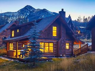 Great Rates on Ski-in, Ski-out Powder Ridge Cabin - Big Sky vacation rentals