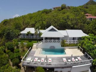 Arrowmarine at Montjean, St. Barth - Ocean View, Extremely Private, Direct Access To The Sea - Grand Cul-de-Sac vacation rentals