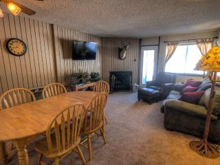 BrianWood 2 bedroom 2 bath condo walk to lifts - Brian Head vacation rentals