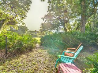 Lovely lagoon side villa - Amelia Island vacation rentals