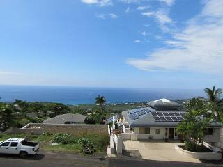 Amazing Kona Sunsets House, Ocean Views above Kailua Kona Village - Kailua-Kona vacation rentals
