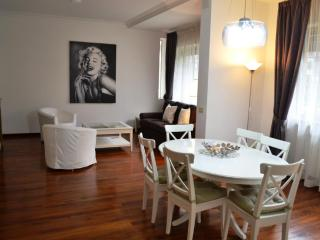 Vatican St Peter, ELEGANT APARTMENT up to 8 people, WIFI, SAT TV, air conditioning, garage - Rome vacation rentals