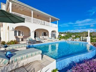 Impressive 4 bedroom villa, positioned on a ridge commanding breathtaking views - Saint James vacation rentals
