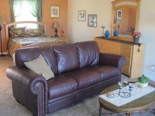 Peaceful country suite with private deck - Denver Metro Area vacation rentals
