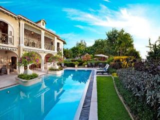 Luxury beach front 4 bedroom villa, with gorgeous gardens and stunning sunsets - Saint Peter vacation rentals