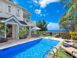 Located on the wold renowned Gibbs beach, St Peter, This two-storey luxurious beachfront villa was recently renovated and sits on tropical landscaped gardens. it is the picture of serenity and offers privacy, peace and a guaranteed relaxing stay - Gibbs Bay vacation rentals